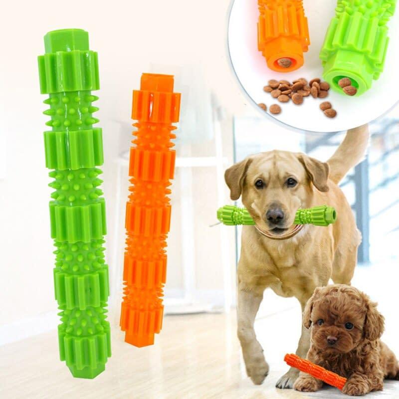 Mastigador Higiênico para Pequenos Cães – Mantem a saúde bucal e a saúde mental do seu PET!