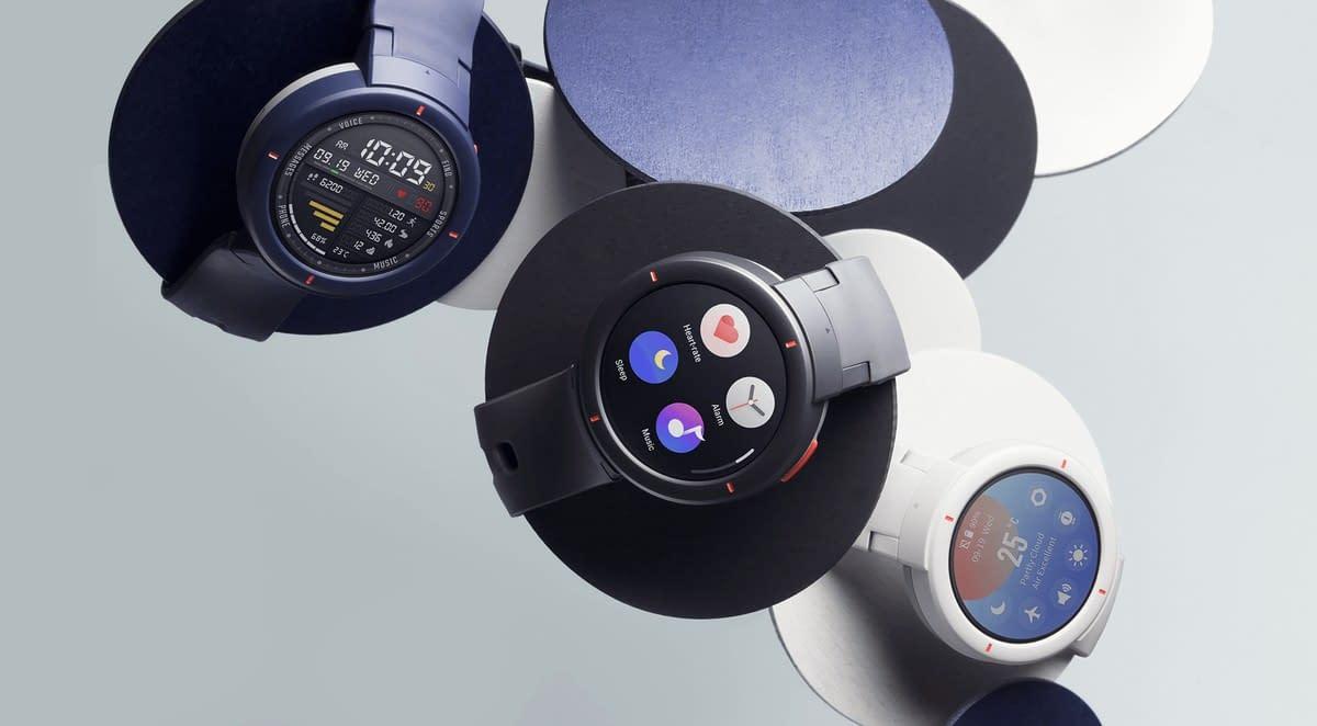 Conheça Amazfit Verge, o relógio smart da Xiaomi   Smartwatches