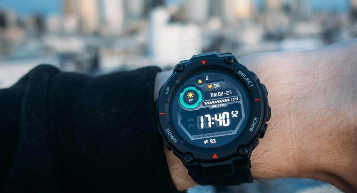 Amazfit T-Rex: Um smartwatch com 20 dias de autonomia!?