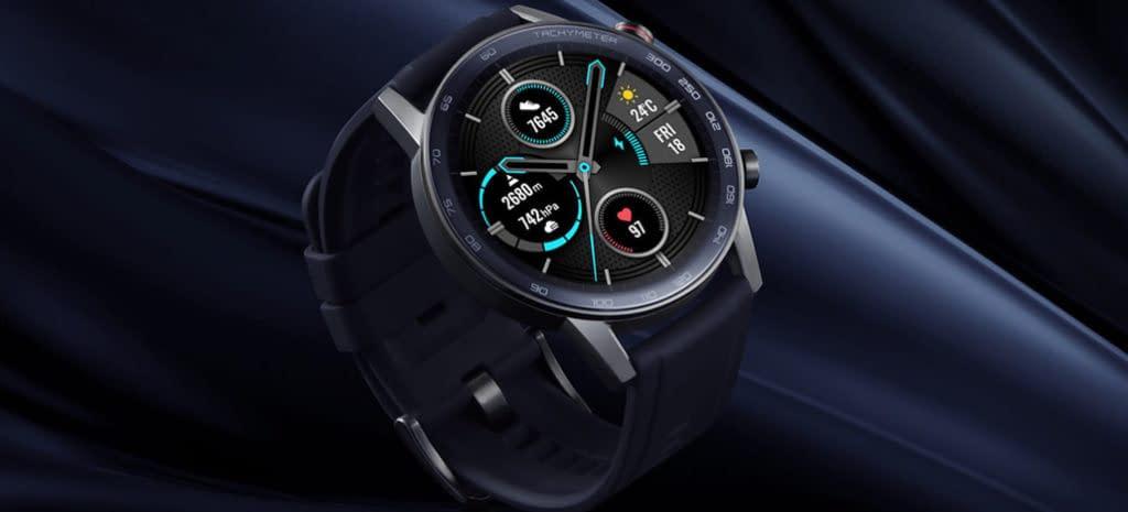 Novo smartwatch Honor MagicWatch 2 tem bateria com autonomia de até 14 dias