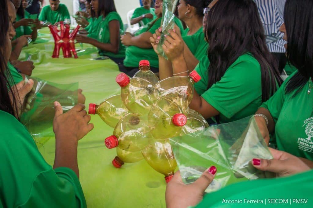 Crianças poderão trocar garrafas pets por brinquedos em ação ambiental no Residencial Salvação   Santarém e Região