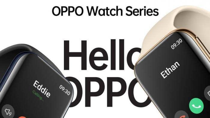 Bem semelhante ao Apple Watch, smartwatch da OPPO dá as caras em novas imagens