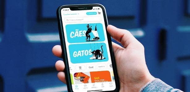 App promete entrega de produtos pet em até 60 minutos e com frete grátis - 14/10/2019