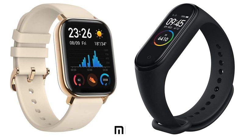 Selecionamos 6 relógios inteligentes que prometem mais facilidade nas atividades do dia a dia