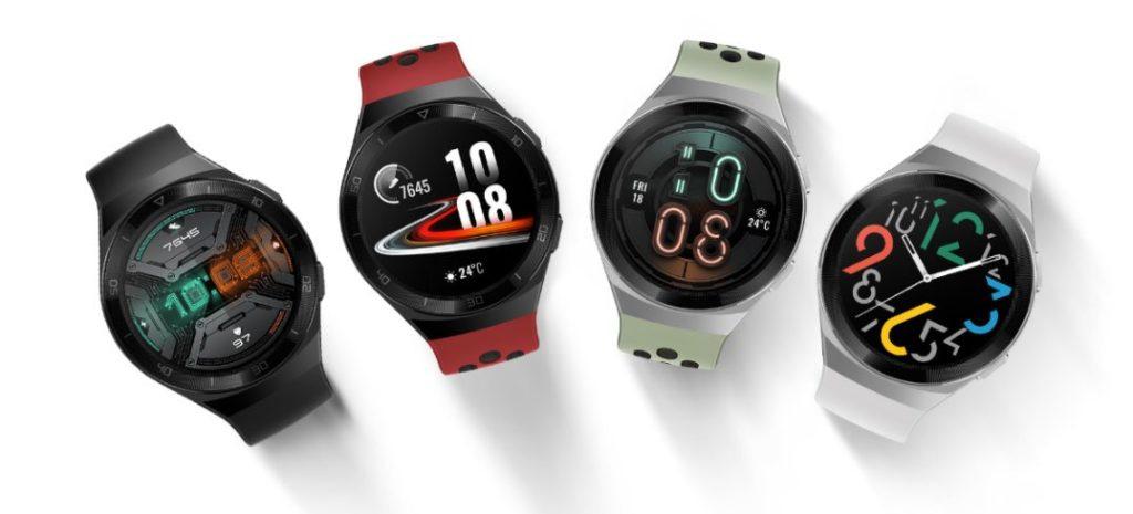 Huawei lança relógio inteligente Watch GT 2e com monitoramento avançado de saúde