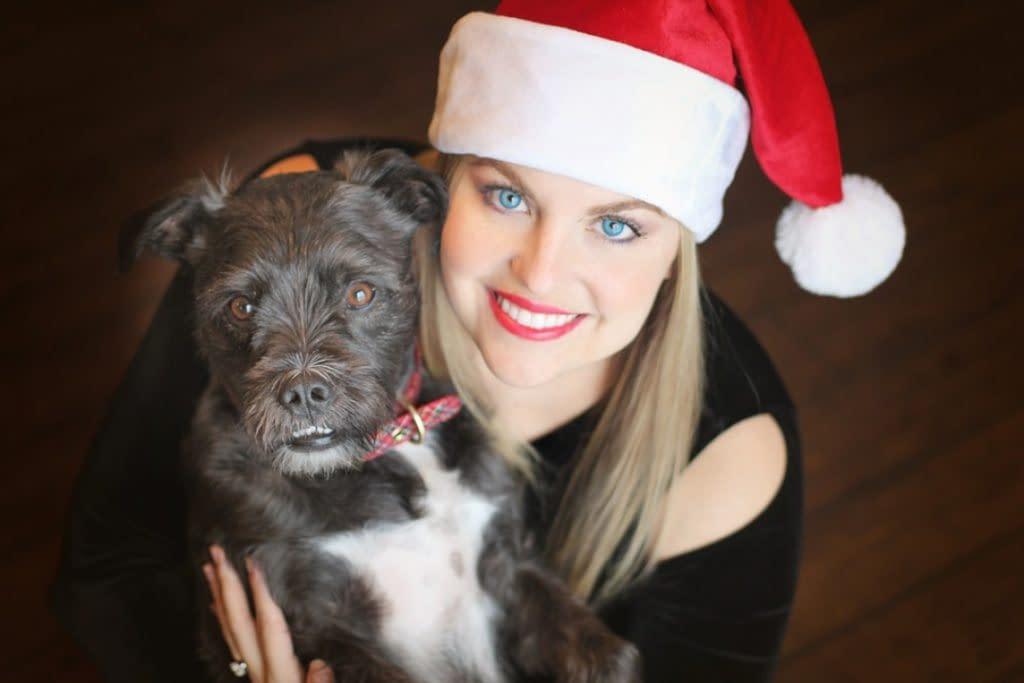 Daniela Calcia - Veterinários alertam sobre os cuidados com os pets durante as festas de Natal e Ano Novo