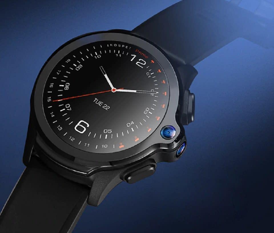 Novo smartwatch 4G faz ligação e até reconhece rostos