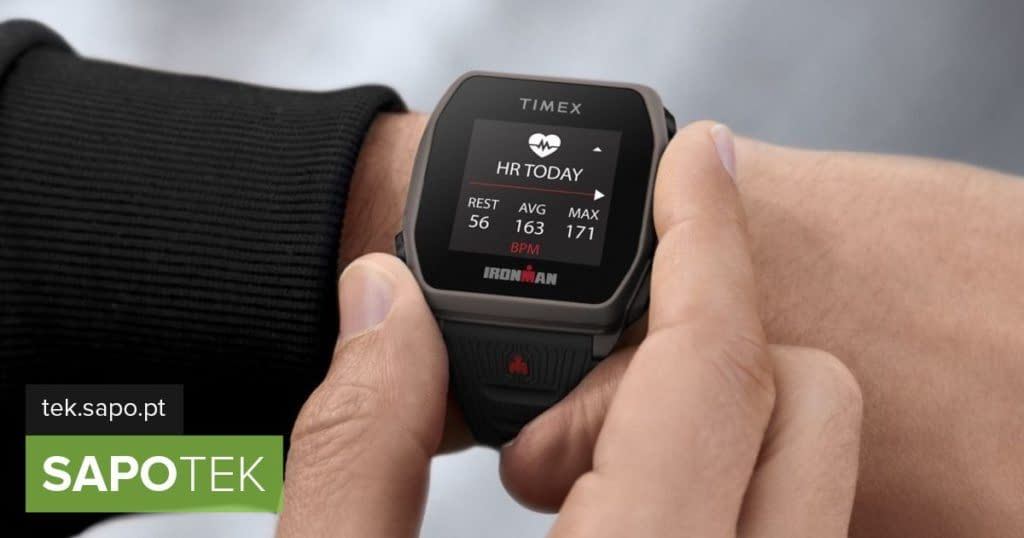 Novo smartwatch da Timex tem uma autonomia de 25 dias - Equipamentos