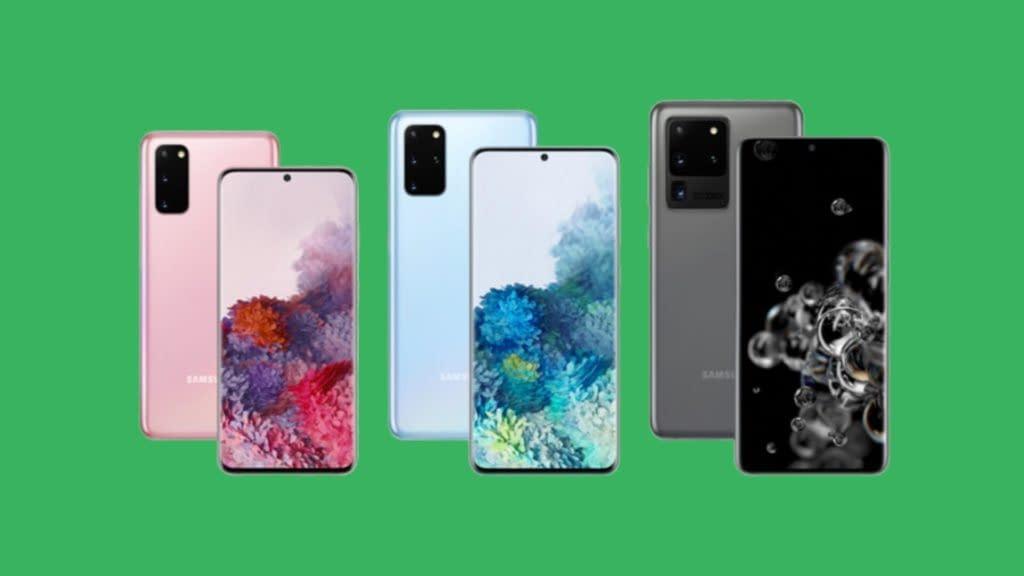 Novos celulares da família Galaxy S20 chegam ao Brasil com preços de até R$8.499
