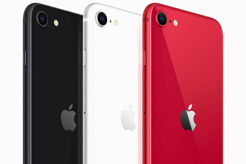 Apple lança iPhone 'popular' com preço inicial de R$ 3.700 - 15/04/2020 - Tec