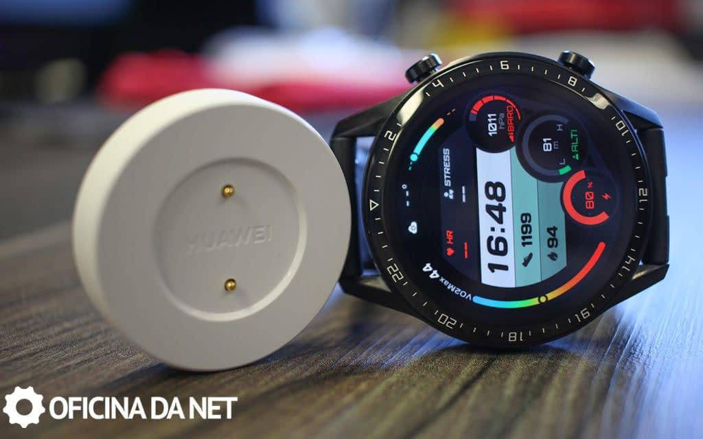 Huawei Watch GT 2 é bom para corridas?