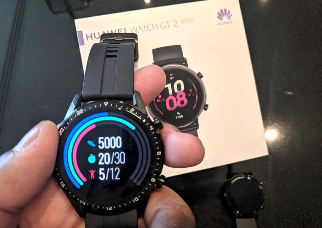 Oficial! Huawei confirma Watch GT 2e ao lado da srie P40 e pode lanar novo fone TWS