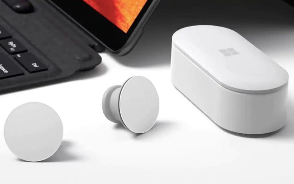Conheça os fones de ouvido bluetooth True Wireless (TWS) da Microsoft!
