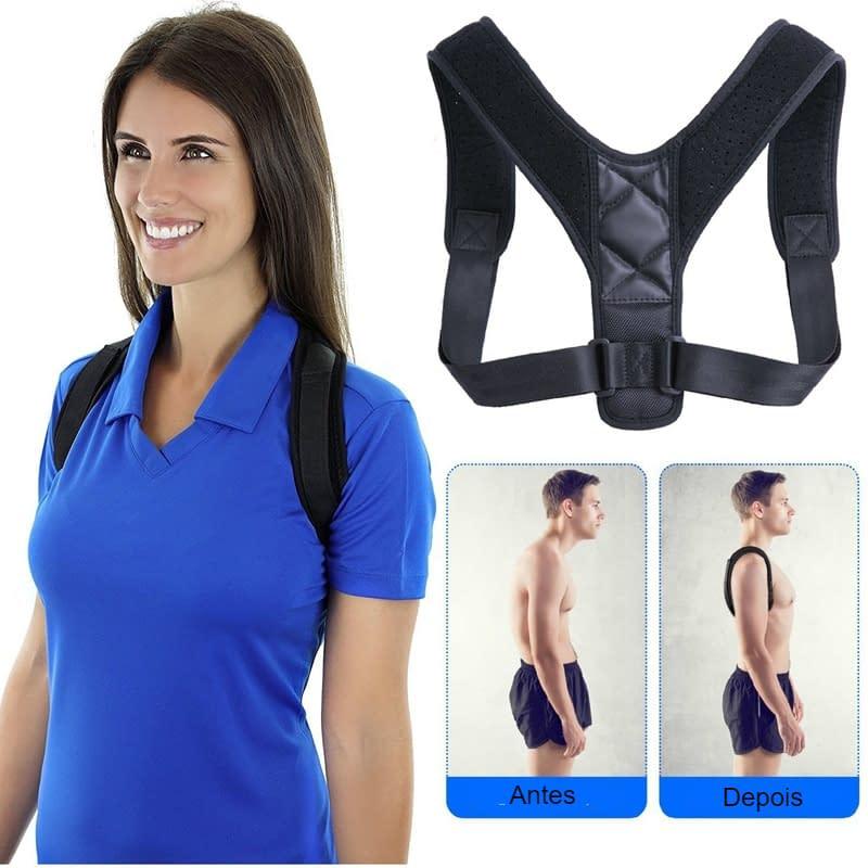 OrthoTex – Corretor Postural – Corrige sua postura, evitando dores nas costas e outros problemas