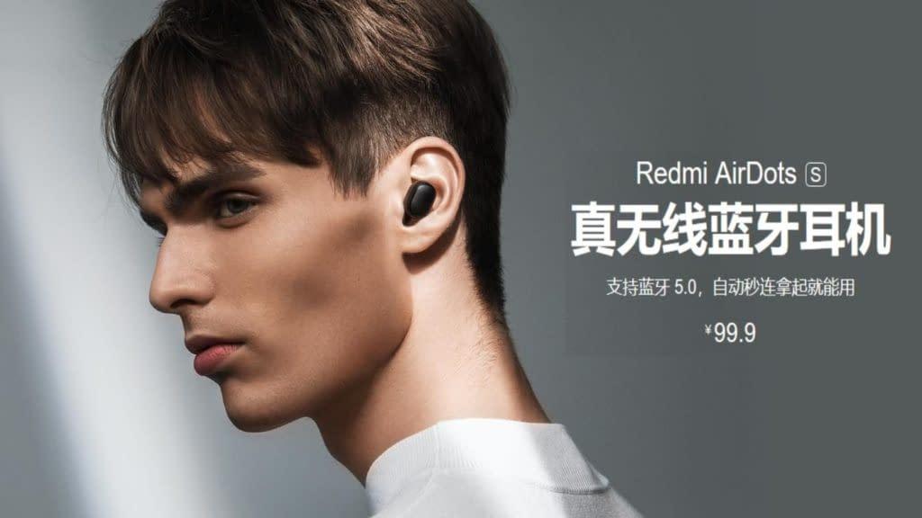 Fone TWS Redmi Air Dots S (2?) é anunciado